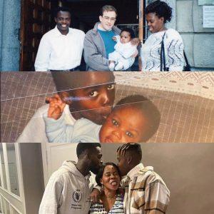 Famiglia Williams e padre Inaki